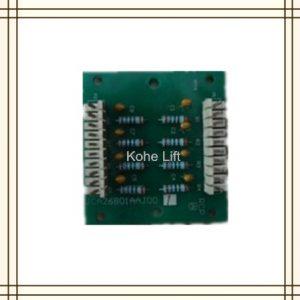 Otis Electronic board JCA26801AAJ00